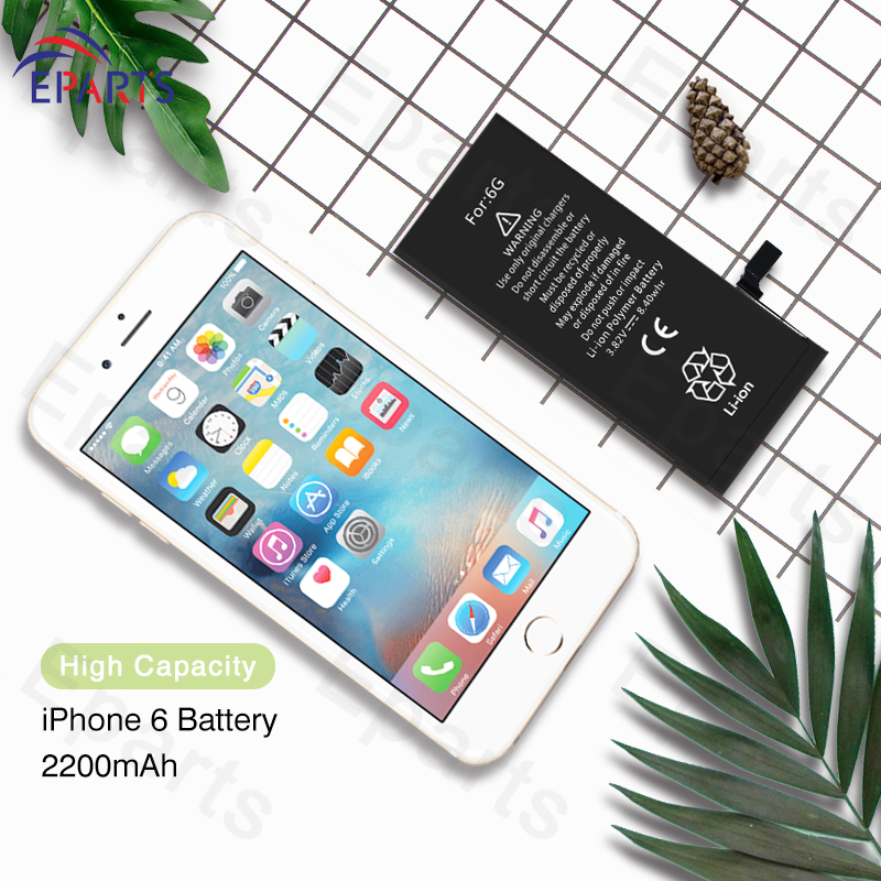 High Quality Original Replacement Battery For iPhone 6G