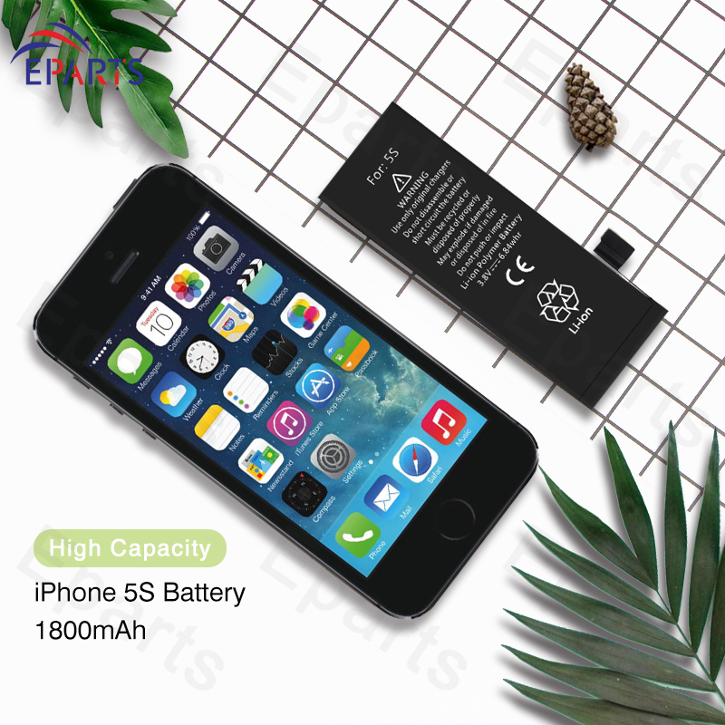 High Quality Original Replacement Battery For iPhone-5S