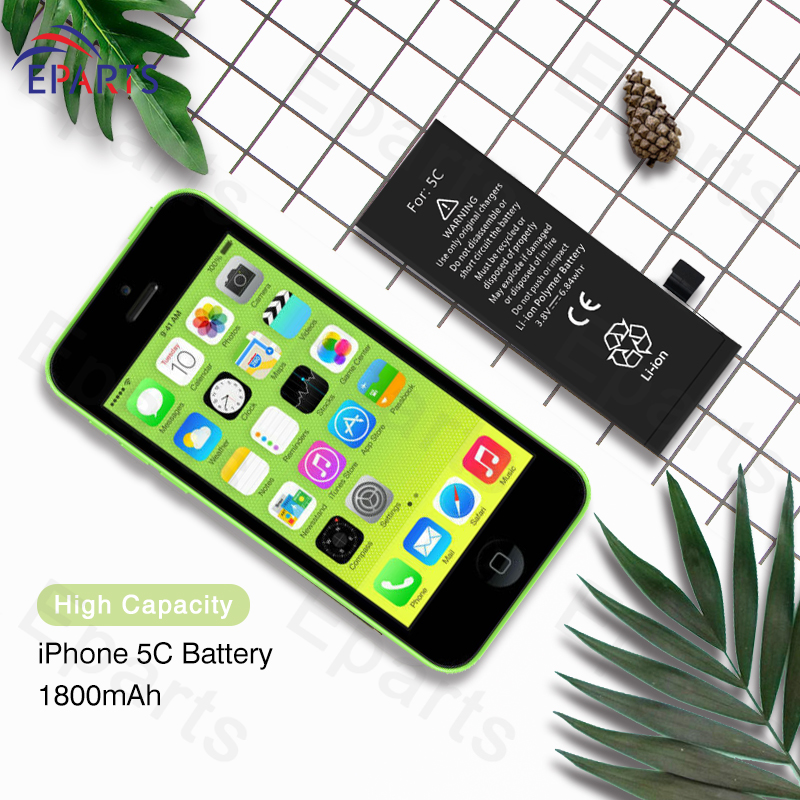 High Quality Original Replacement Battery For iPhone 5C
