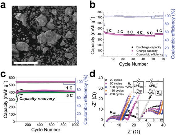 Sodium-Ion Battery Research Shows Promising Results