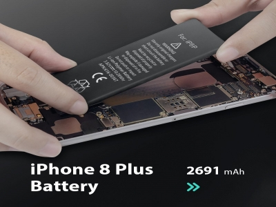 iPhone-8P Battery