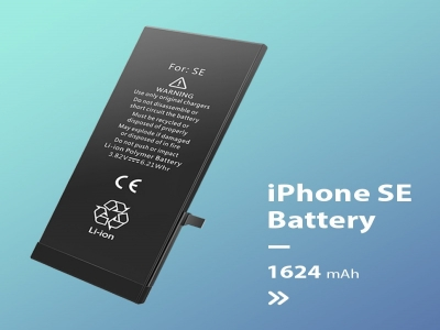 iPhone-SE Battery