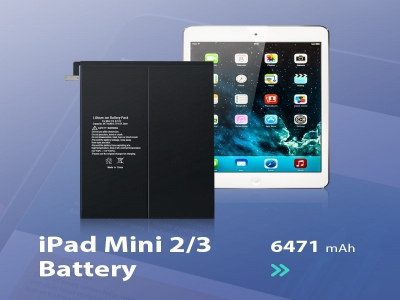 iPad Mini 2/3 Battery